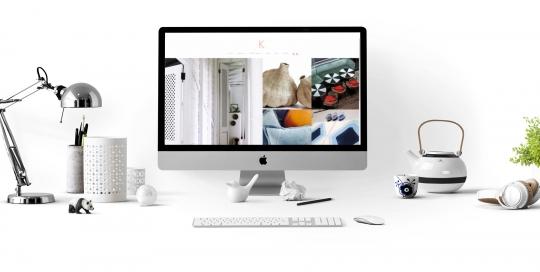 website design kate manning