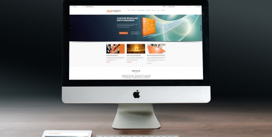 marelex electrical wordpress website design